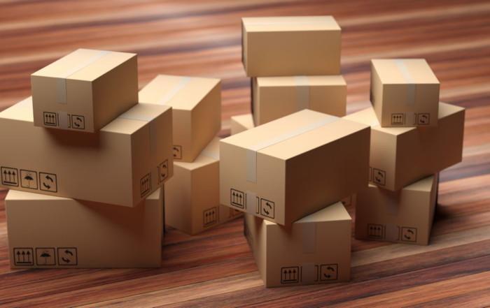Blog cardboard packages stack on wood floor 3d 2PLRXUN 700x441