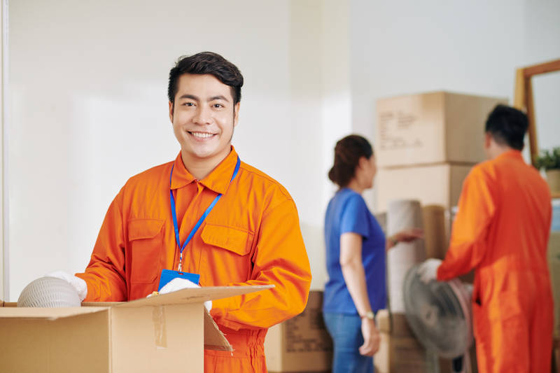 What Are Different Types Of Moving Services?